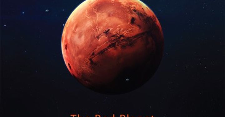 Colorverse ink - Season 5 The Red Planet 火星──從過去到未來 | 賈絲筆咧