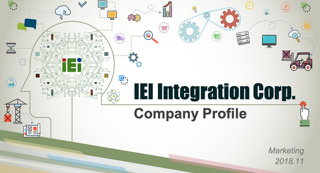 IEI Integration Corp. Company Profile 2018
