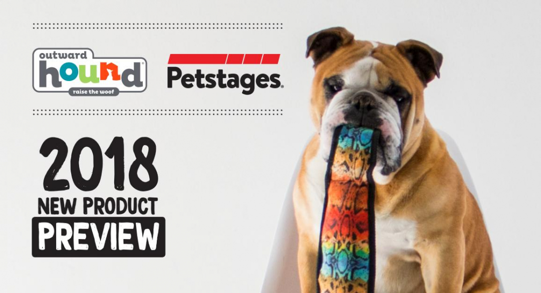 Outward Hound - 2018 Product Preview
