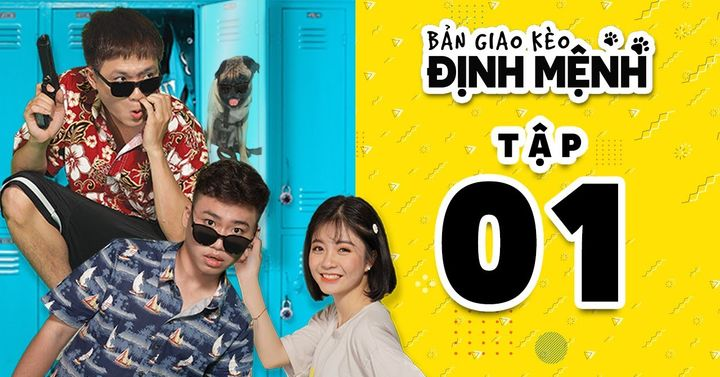 BẢN GIAO KÈO ĐỊNH MỆNH | Tập 1 | Series Trinh thám Thú cưng | VTC Media | Tuấn Cry hóa chó